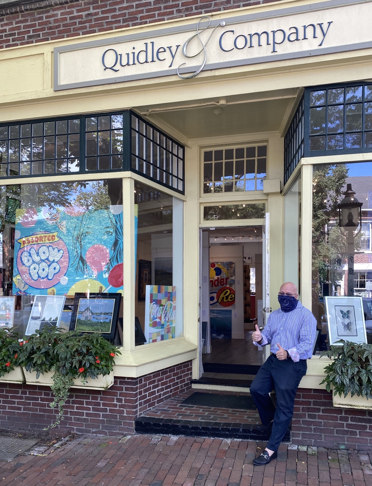 Storefront Stories: Quidley & Company Fine Art Galleries