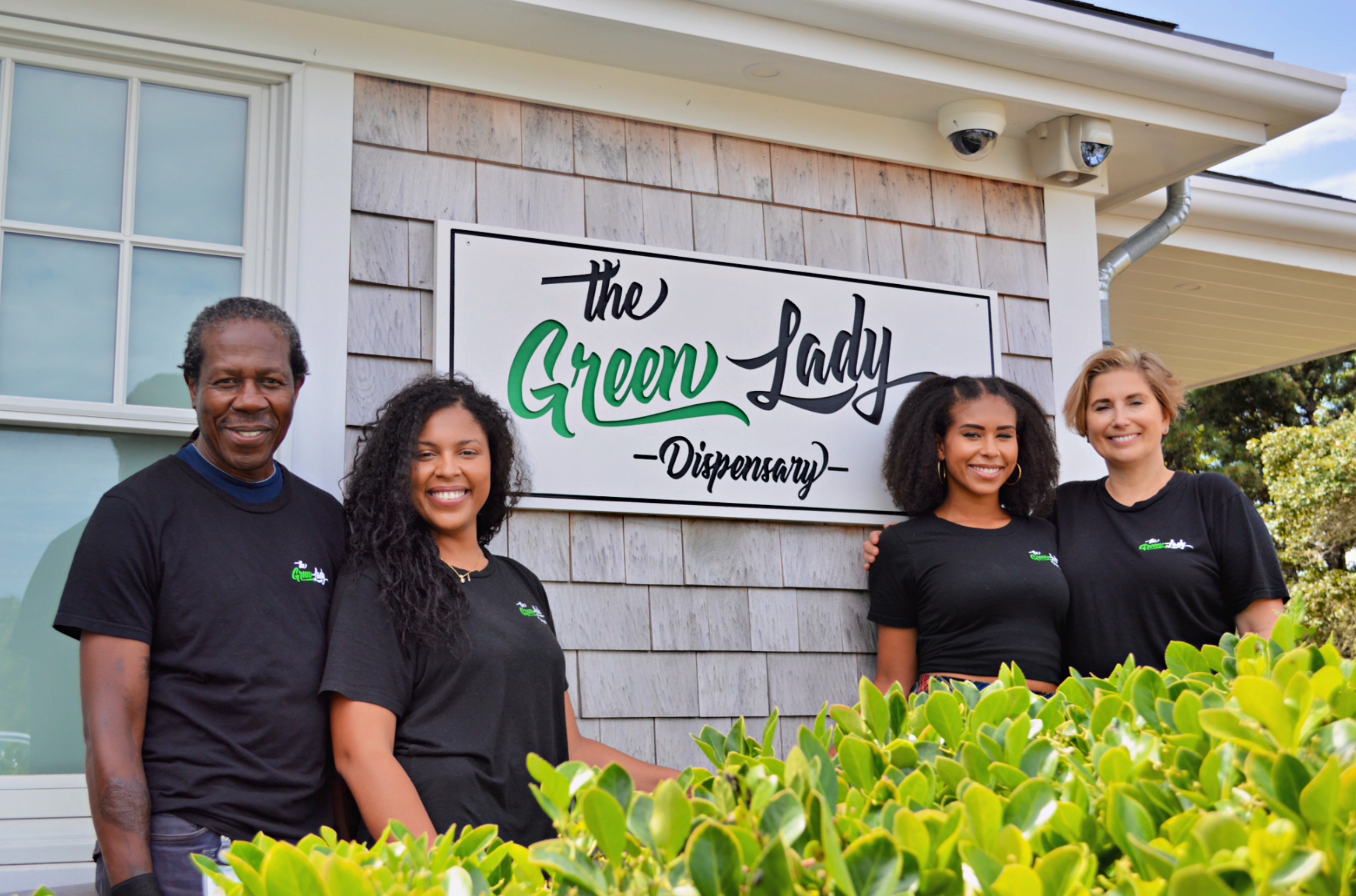 Image for Storefront Stories: Green Lady Dispensary