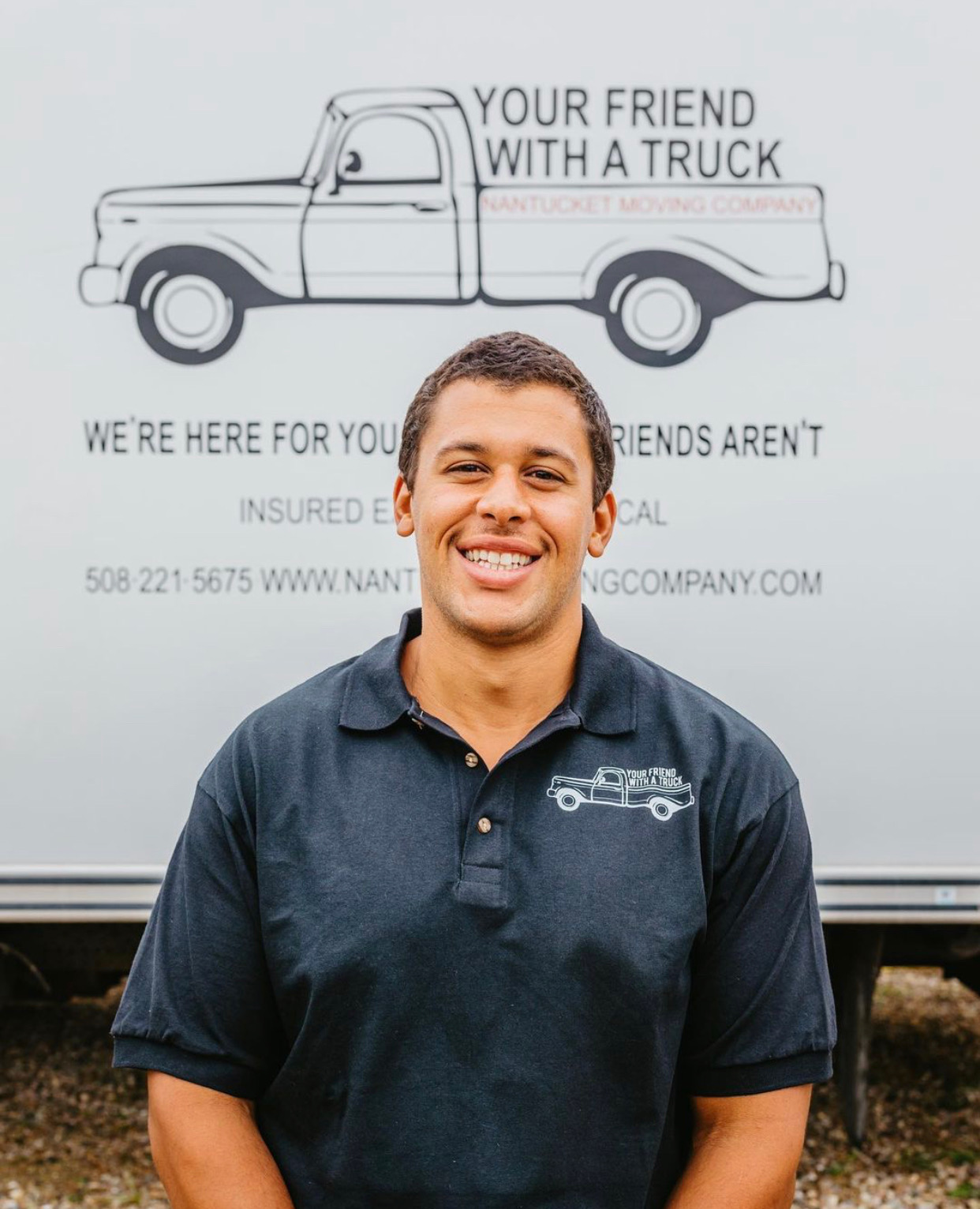 Image for Storefront Stories: Your Friend With a Truck
