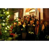 Annual Chamber Christmas Tree Lighting & Community Caroling presented by Stop & Shop