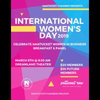 International Women's Day: Celebrate Nantucket Women in Business