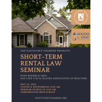 Short-term Rental Law Seminar with Rogers & Gray