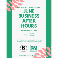 Business After Hours with Bartlett's Farm