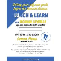Lunch & Learn with Moirar Leveille