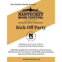 Nantucket Book Festival Kick-Off Party