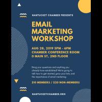 Email Marketing Workshop