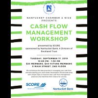 POSTPONED - Cash Flow Management Workshop with NICE
