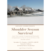Panel: Shoulder Season Survival Stories