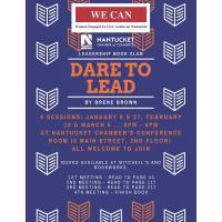 Leadership Book Club - Dare To Lead by Brene Brown