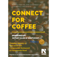 2020 January Connect for Coffee Hosted by Rotary Club