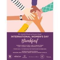 International Women's Day Breakfast