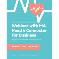 Webinar with MA Health Connector for Business