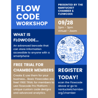 Flowcode Seminar- Learn how to create and use leading QR Codes for your business