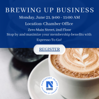 Brewing Up Business, Maximize Your Membership