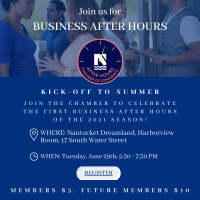 Business After Hours, Kick-Off to Summer
