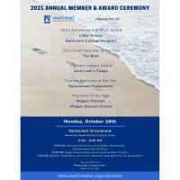 2021 Nantucket Chamber Annual Membership & Awards Celebration