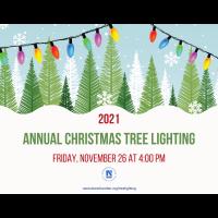 2021 Annual Christmas Tree Lighting Ceremony