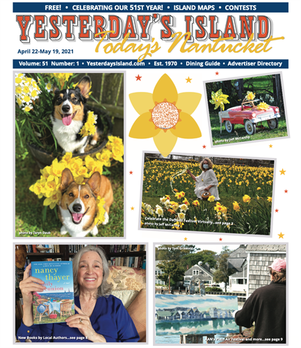 Spring 2021 Issue of Yesterday's Island/Today's Nantucket