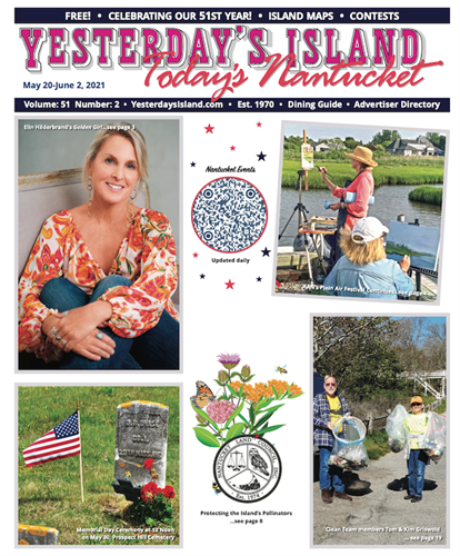 May 20, 2021 Issue of Yesterday's Island/Today's Nantucket