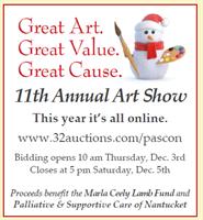 11th Annual Christmas Stroll Charity Art Show
