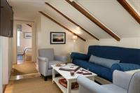 Sitting Room in two bedroom Family Suite