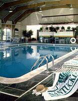 Island's only indoor swimming pool