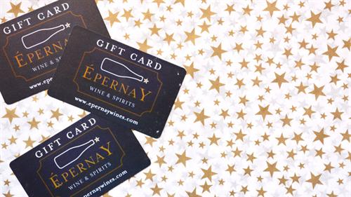 Make a gift of a Gift Card