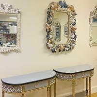 Linda Saligman SEAquel Designs: Reimagining Antique Furniture