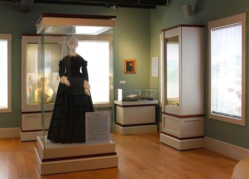 Nantucket Historical Association Maria Mitchell Exhibit