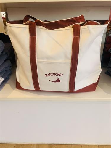 The Best Weekender Nantucket Bag