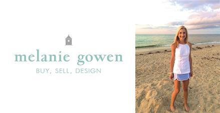 Melanie Gowen Buy, Sell, Design