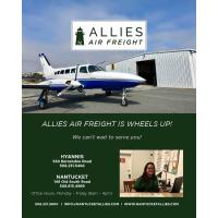 Allies Air Freight is Wheels Up!