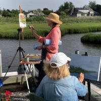 The Artists Association of Nantucket Presents 10th Annual Plein Air Nantucket Festival May 11–June 16