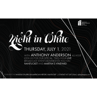 "ANTHONY ANDERSON RETURNS AS HOST FOR ""NIGHT IN WHITE"" TO BENEFIT THE MUSEUM OF AFRICAN AMERICAN HIST"