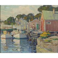 Featured Anne Ramsdell Congdon Exhibition Opens at the Whaling Museum on June 18