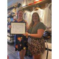 ACK 4170 Recipient of SCORE's Cape Cod & the Islands 2021 Build A Better Mousetrap Award