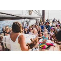 Egan Maritime Institute presents Nanpuppets on the Tall Ship Lynx
