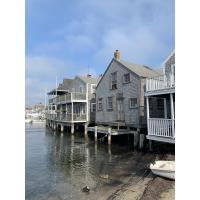 Remain Nantucket to Unveil Sea Level Rise Art Installation, ''Rising Above,'' On Easy Street in Nantucket Starting October 8