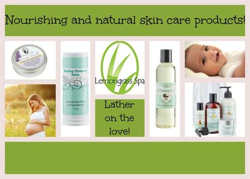 Natural Products for Everyone in the family!
