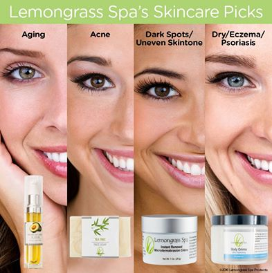 Choose the right skincare system for you!!