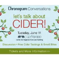 Chronogram Conversations Celebrates Hudson Valley Cider