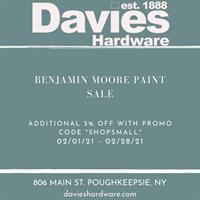 Davies Hardware, Inc. - Poughkeepsie