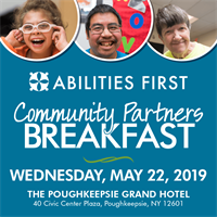 Disability Employment to be a Focal Point at the 2019 Abilities First Community Partners Breakfast