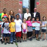 YMCA of Kingston Awarded $2,500 from Ulster Savings Charitable Foundation