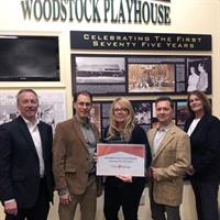 ULSTER SAVINGS BANK TO BE COMMUNITY LEADER SPONSOR FOR WOODSTOCK PLAYHOUSE IN 2020