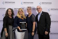 Rottkamp Earns Tourism Industry's Highest Educational Achievement