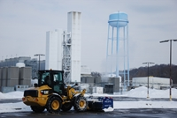 Commercial snow and ice management