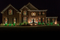 Outdoor commercial and residential holiday and event decorating