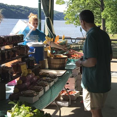 Poughkeepsie Waterfront Market - Aug 19, 2019 - Page layout