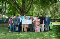 Reliant Realty Becomes Ally with Event to Honor Veterans, $7,500 Donation